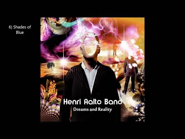Henri Aalto Band - Shades of Blue