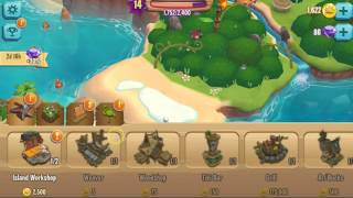 Paradise Bay Gameplay Tips and Tricks - How to Level Up and Collect Gold