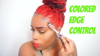 Thin Edges? No Problem! Ebin New York's Colored Edges |Review|