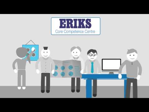 ERIKS Water Industry Animation