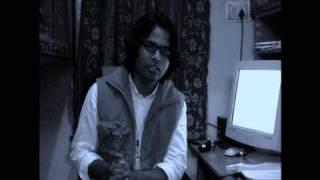 Discrete Energy Bands in FLRW Cosmology  (in Hindi)