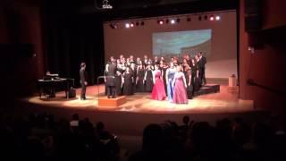 Les Toréadors (Votre toast, je peux vous le rendre/Ópera Carmen/Georges Bizets)
