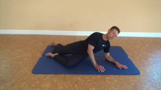 Great 8™ Mobility Program by Stretch to Win® - hip flexors + Deep Front Net