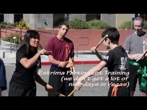Kali/Escrima Classes in Las Vegas and Henderson Nevada
