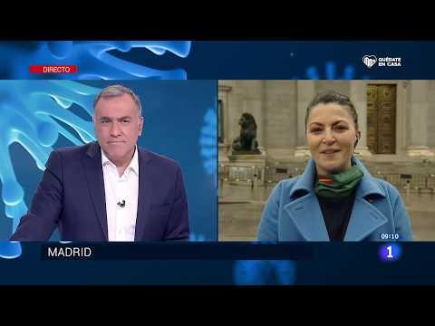 Macarena Olona da un repaso a los comisarios políticos de TVE