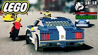 GTA no LEGO ! ( Grand Lego Auto )