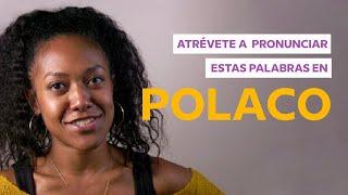 Baixar ¿Podrías pronunciar estas palabras en polaco? 🇵🇱 | Babbel