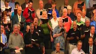 TAKE A MOMENT AND LIVE, GARDENDALE FIRST BAPTIST REDBACK HYMNAL SINGING