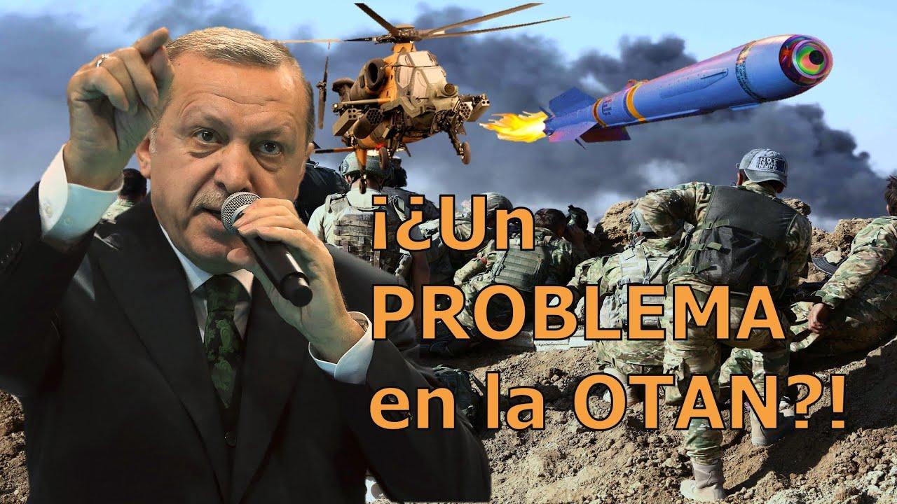 Turquía ENFRENTADA con la OTAN | El neo-otomanismo
