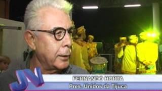 ESCOLA DE SAMBA UNIDOS DA TIJUCA NA CIDADE DE EXU   PERNAMBUCO   TV VERDE VALE