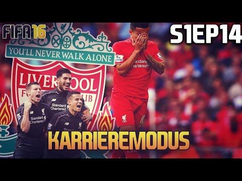 FIFA 16 Liverpool Karrieremodus - EURO LEAGUE KO PHASE! DAS AUS GEGEN MARSEILLE? - S1EP14