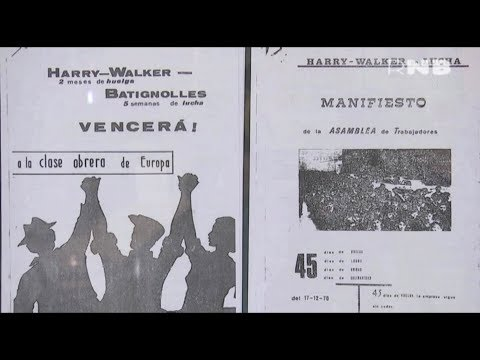 La vaga de la Harry Walker