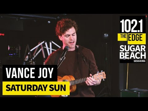 Vance Joy - Saturday Sun (Live at the Edge)