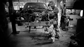 """W124 Мерс """"Бандит"""" / Что делать, если купил ХУДШИЙ авто в СПБ ?!"""