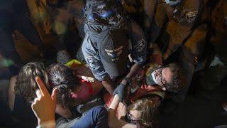 Акции протеста в Израиле