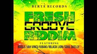 Black Lion - Attitude (Fresh Groove Riddim)  - March 2016