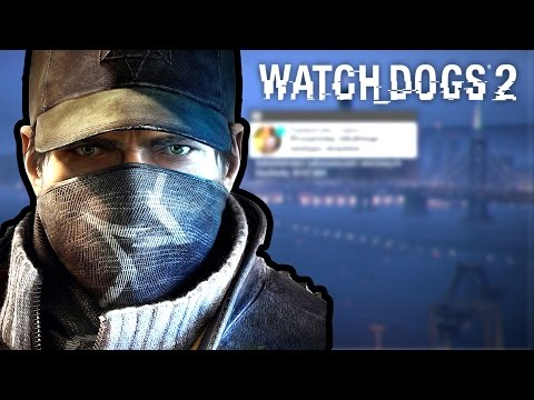 AIDEN PEARCE URATOWANY! ᕕ(ಠ෴ಠ)ᕗ w WATCH DOGS 2 SINGLEPLAYER