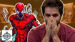 Is Carnage Faster Than Light? | DEATH BATTLE Cast