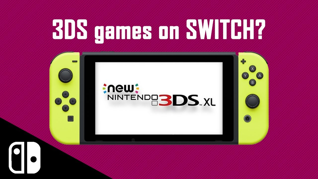Can the Nintendo Switch play 3DS games? - GameRevolution