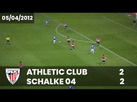 Europa L. 11-12 - 1/4 Vuelta - Athletic Club 2  Schalke 04 2
