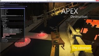 Physx APEX Destruction C++