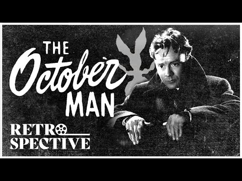 The October Man (1947) Starring John Mills - Full Movie