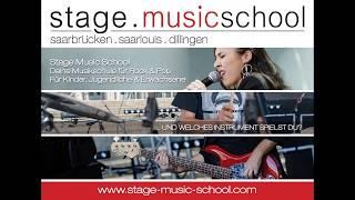 Stage Music School - Deine Musikschule für Rock & Pop