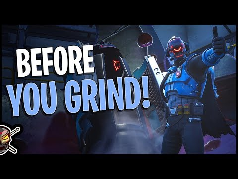 Blockbuster Challenge Outfit Review   The Visitor - Before You Grind - Fortnite