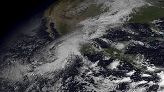 Huracán Patricia rompe los records tropicales de intensidad