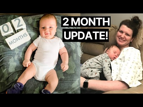 two-month-baby-&-postpartum-update-||-sleeping-through-the-night,-tummy-issues-+-going-back-to-work?