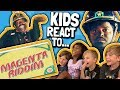 Kids REACT to Magenta Riddim Music Video by DJ Snake