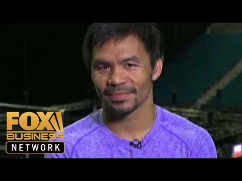 Manny Pacquiao on Keith Thurman: I want to teach him like a professor