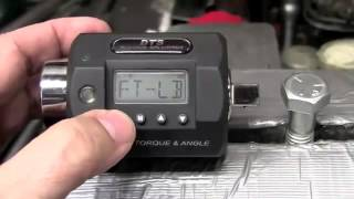 Torque and Torque Angle Meter