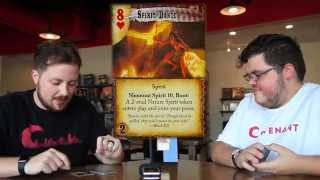 Immovable Object, Unstoppable Force Unboxing | Doomtown | GenCon 2015