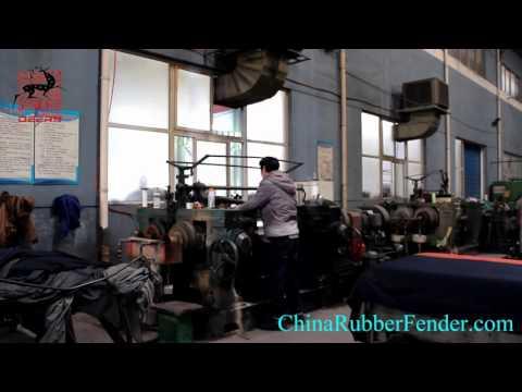 Rubber Workshop - Marine Rubber Fender