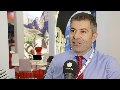 World Travel Market 2014 Interview – Arman Khachaturyan, Armenia