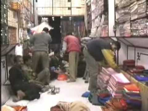 India - Delhi - Chandni Chowk - Travel - Jim Rogers World Adventure