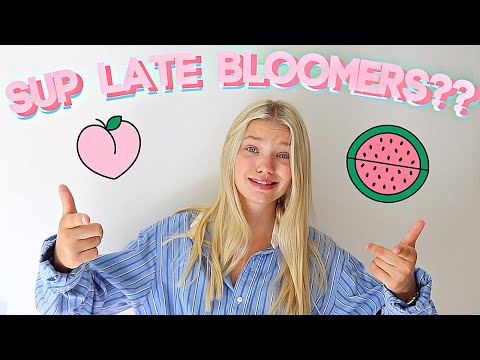 An honest talk about PERIODS, BOYS, BOOBS, BULLIES & other insecurities! AKA Being A LATE BLOOMER... Mp3