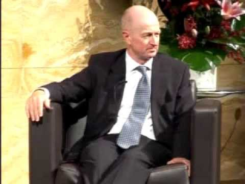 Glenn Stevens, Governor Reserve Bank of Australia - Meet the CEO 31 October 2007