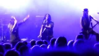 Finntroll - Under bergets rot - live @ Meh Suff! Metalfestival, Hüttikon 4.9.2015