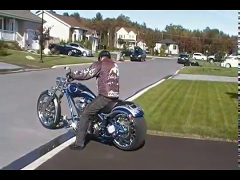 Big Dog Motorcycle