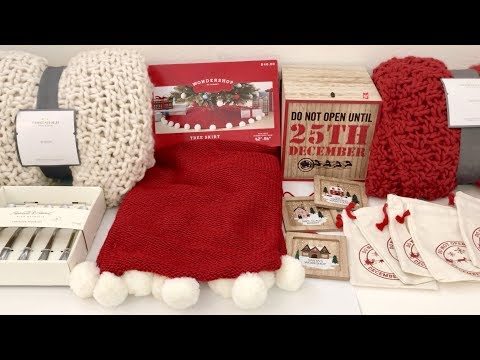 HUGE TARGET SEASONAL PLUS DOLLAR SPOT CHRISTMAS DECOR SHOPPING HAUL