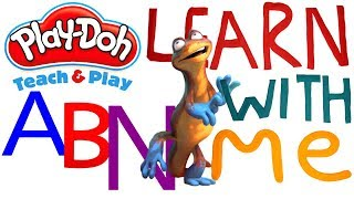Eeeeewwwwww! So Slimy! So Cold! Learn With Me :) A Fun Activity For Kids :)
