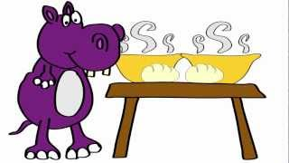 Hippopotamus Soup - Veggies And Healthy Foods For Healthy Kids - Kids Online Education & Learning