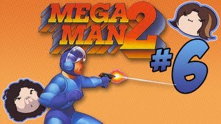 Mega Man 2: Dinosaur Loogie Fun - PART 6 - Game Grumps