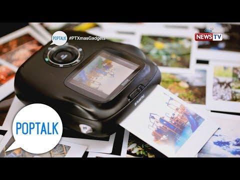 PopTalk: Fujifilm Instax Square SQ10, the first digital camera with analog prints