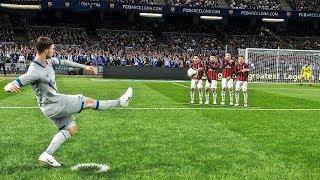 PES 2019 - Free Kick Compilation #1 HD 1080P 60FPS