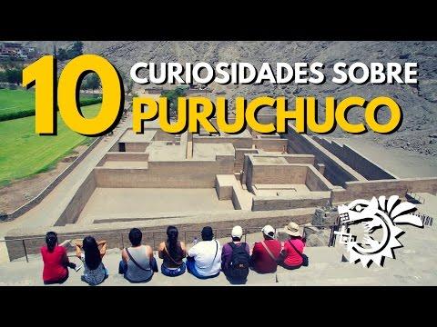 #SuchuriyPerú: 10 curiosidades sobre Puruchuco