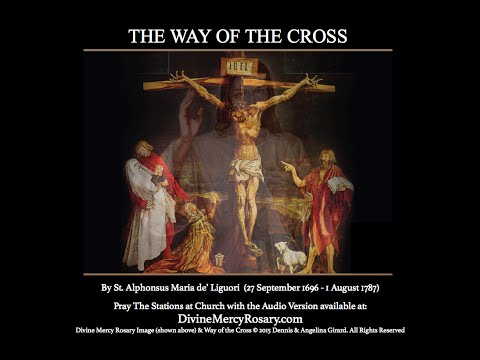 The Way Of The Cross/Stations Of The Cross-2015