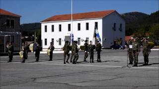 Αλλαγή διοίκησης του 11ου Συντάγματος Πεζικού